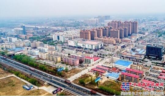 即将迎来大规模建设的雄安新区核心区