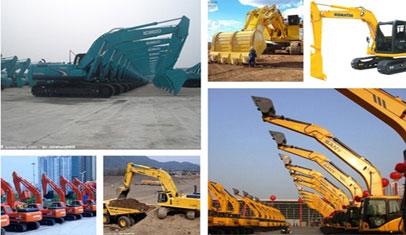 2012年中国挖掘机行业上半年市场分析报告