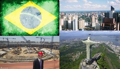 金砖四国巡礼巴西:翩翩起舞的桑巴