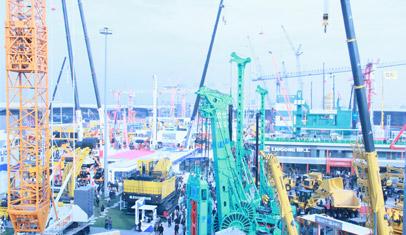 新视角看bauma China 2012