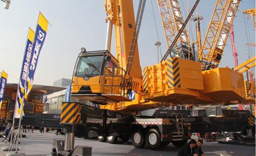徐工1600吨全地面起重机