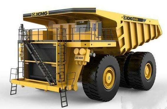 徐工世界最大吨位矿用自卸车