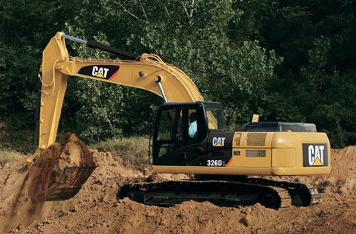 卡特 326D L 液压挖掘机