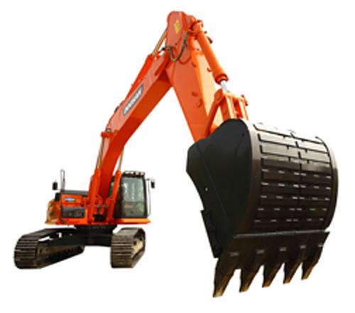 斗山DX380LC新品液压挖掘机