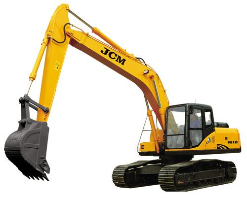 山重建机JCM921D挖掘机