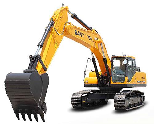 三一重工C系列挖掘机