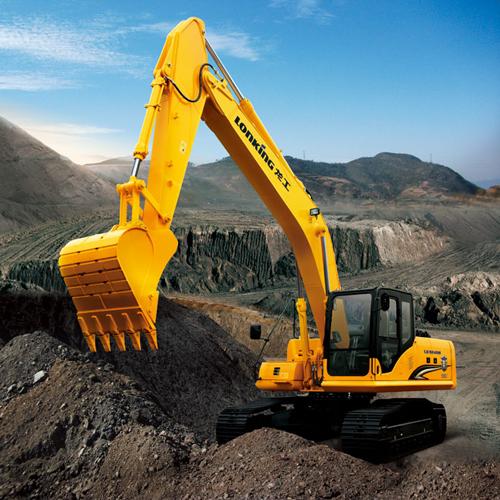 中国龙工LG6245H 挖掘机