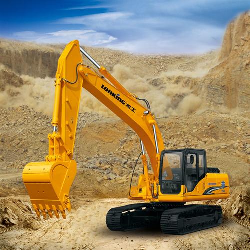 中国龙工LG6225D 挖掘机