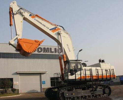 中联履带式液压挖掘机ZE1250E