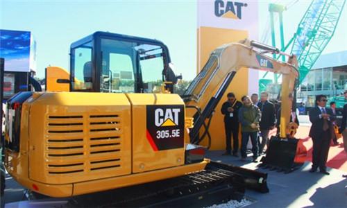 全新Cat305.5E微型液压挖掘机