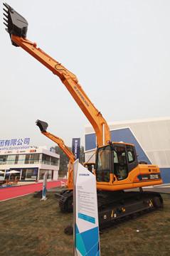 中联重科ZE210E挖掘机