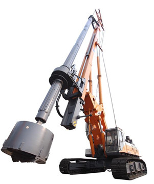 中联重科ZR280C V旋挖钻