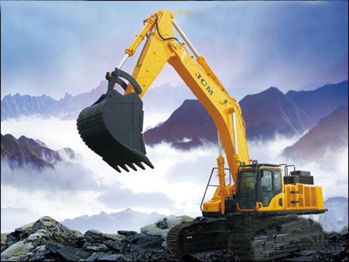 山重建基MC700-9挖掘机