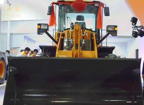 英轩YX636轮式装载机