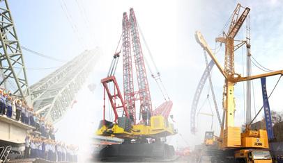 中国起重机行业大吨位时代来临?