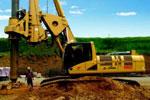 北京南车时代机旋挖钻机