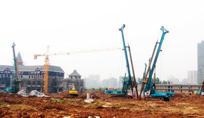 中国旋挖钻机的市场空间有多大?