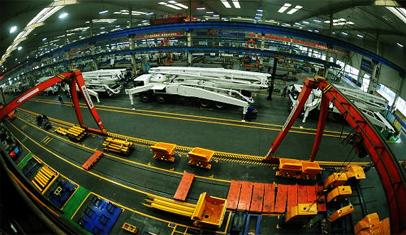 2014年上半年中国工程机械海外市场情况和出口大单盘点