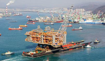 浅谈工程机械企业试水海工领域