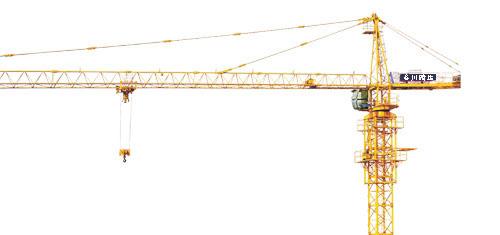 腾达QTZ31.5塔吊参数 -腾达塔式起重机参数