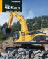 现代R485LC-9挖掘机