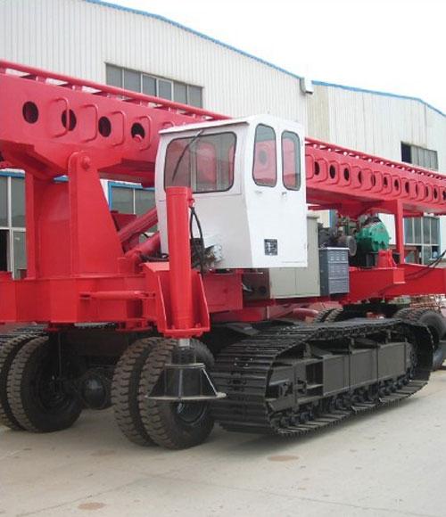 华夏JZL45 JZB45型长螺旋钻孔机
