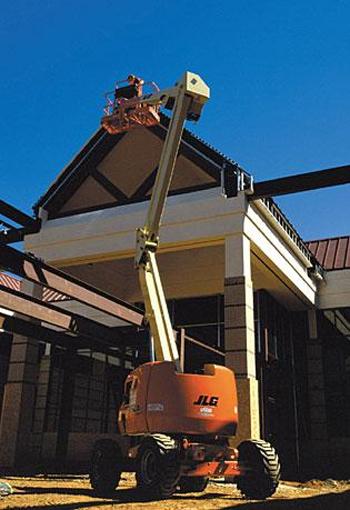 美国JLG450A 系列 II曲臂式升降平台