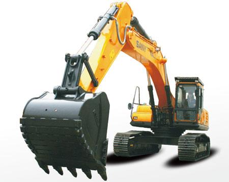 三一重工 SANY 挖掘机参数图片