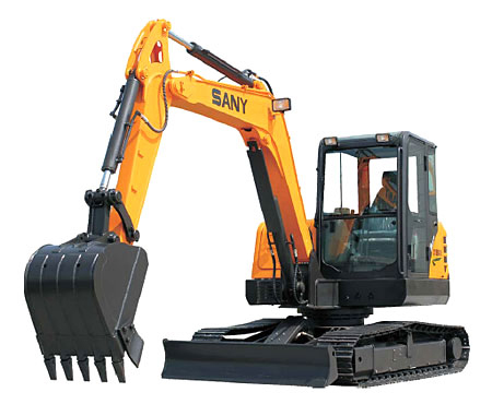 三一重工SY60C 9挖掘机参数图片
