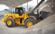 沃尔沃L105铲车(装机)—优质的液压元件和坚固的Z形连杆
