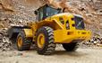沃尔沃L105铲车(装机)—承继了一贯高质量、坚固耐用的优点,动力更强劲、油耗更低