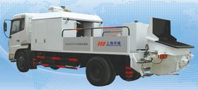 HDJ5120THBDF型混凝土车载泵