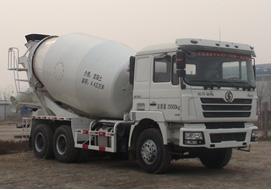 中通汽车ZTQ5250GJBS2N42(德龙)搅拌运输车