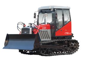 东方红(一拖)C702-A/C802/C902履带拖拉机