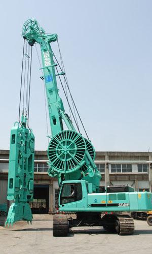 上海金泰SG35A液压连续墙抓斗
