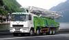 华菱星马AH5431THB0L4-49混凝土泵车
