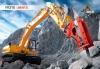 河南郑州市的用户对雷沃重工FR370/破碎王挖掘机评价