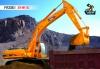 山东青岛市的用户对雷沃重工挖掘机评价
