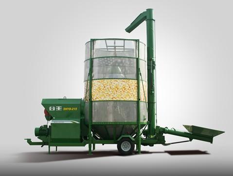 中联重科重机谷王5HYD-215移动式谷物烘干机