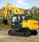现代R110-7挖掘机