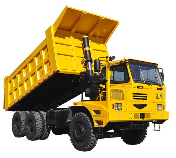 蓬翔PX50MT矿用卡车