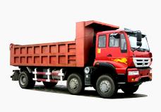中国重汽ZZ3251M42C1C1自卸汽车