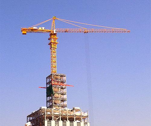 江麓QTZ315塔头式起重机