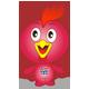 工程机械电商网吉祥物公鸡喔喔
