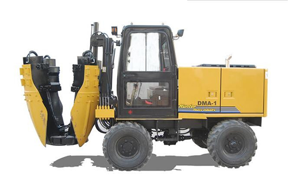 恒特DMA-2 挖树机 移树机挖掘机钻机
