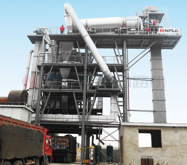 南方路机RLB1000沥青厂拌热再生设备