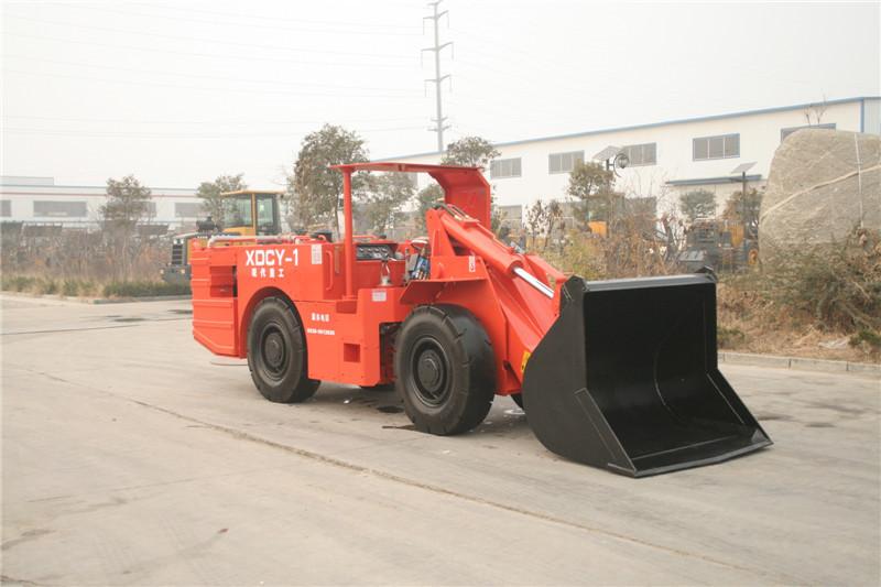 现代重工XDCY-1A铲运机