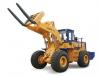 湖南省的用户对龙工CDM855W石料叉装机评价