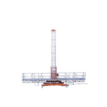 导架爬升式高空作业平台