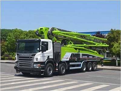 """泵送界的""""长""""胜将军,中联重科63米4.0泵车荣耀登场!"""